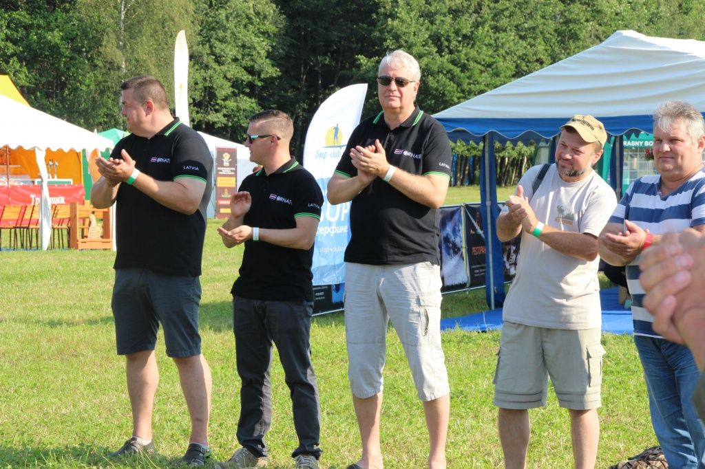 Охотник и рыболов фестиваль
